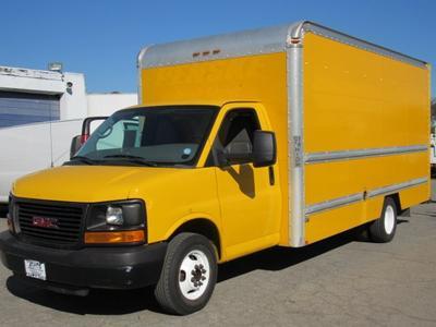 Used 2012 GMC Savana 3500