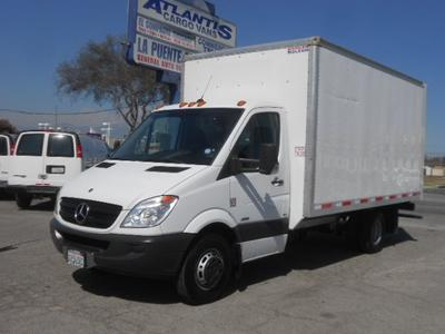 Used 2012 Mercedes-Benz Sprinter 3500 High Roof