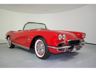 Used 1962 Chevrolet Corvette Convertible