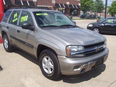 Used 2003 Chevrolet TrailBlazer