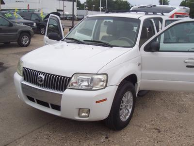 Used 2005 Mercury Mariner Convenience