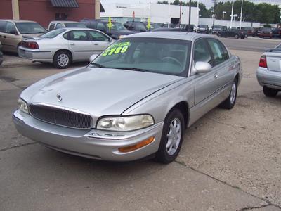 Used 2001 Buick Park Avenue Ultra