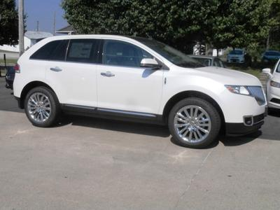 New 2013 Lincoln MKX Base