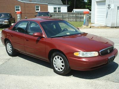Used 2005 Buick Century