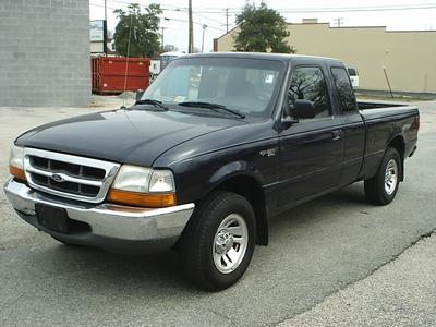 Used 1999 Ford Ranger XLT SuperCab