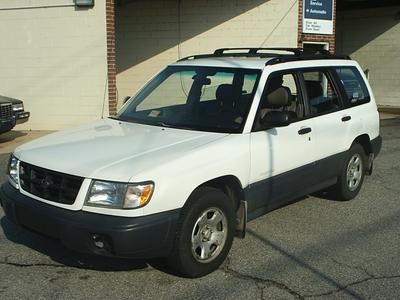 Used 1998 Subaru Forester L