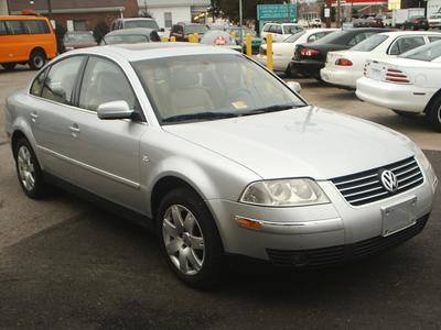 Used 2001 Volkswagen Passat GLX V6