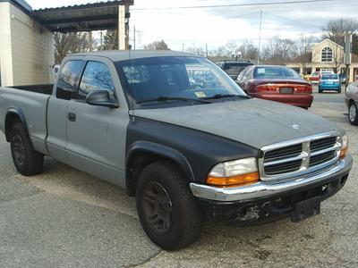 Used 2000 Dodge Dakota Club Cab