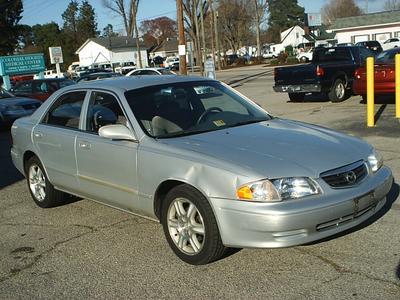 Used 2000 Mazda 626 LX V-6