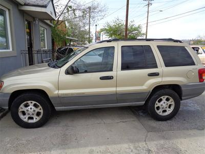 Used 2000 Jeep Grand Cherokee Laredo