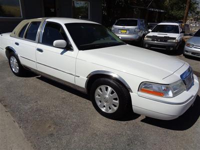 Used 2005 Mercury Grand Marquis LS