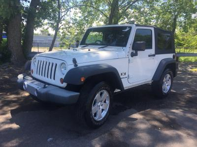 Used 2008 Jeep Wrangler X RHD