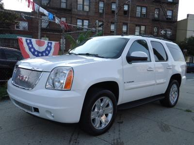 Used 2008 GMC Yukon SLT