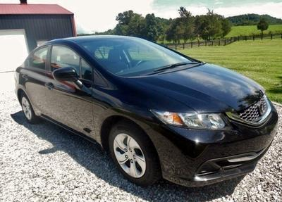 Used 2015 Honda Civic LX