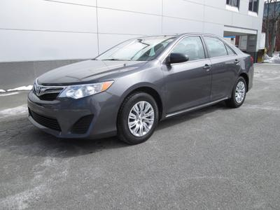 Used 2014 Toyota Camry LE