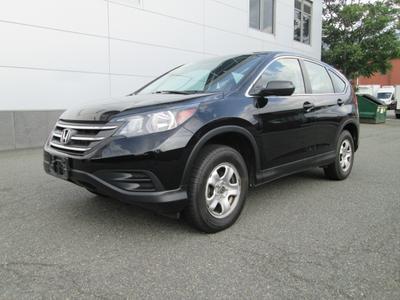 Used 2014 Honda CR-V LX
