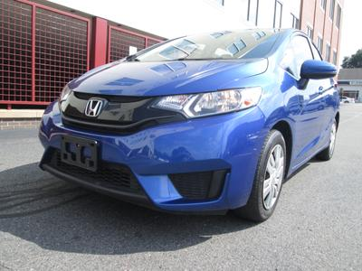 Used 2015 Honda Fit LX