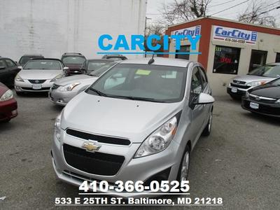 Used 2015 Chevrolet Spark 1LT