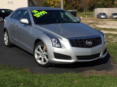Used 2014 Cadillac ATS 2.0L Turbo