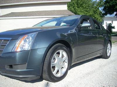 Used 2008 Cadillac CTS Base