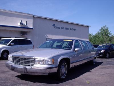 Used 1994 Cadillac Fleetwood
