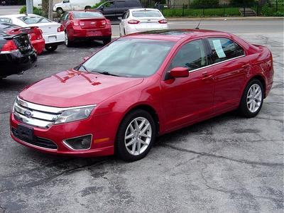 Used 2010 Ford Fusion SEL
