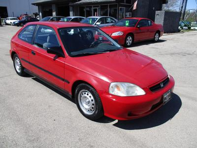 Used 2000 Honda Civic CX