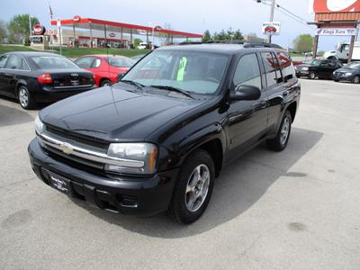 Used 2008 Chevrolet TrailBlazer