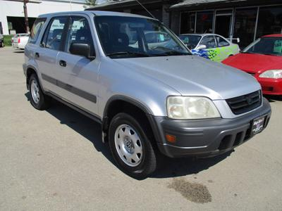 Used 1999 Honda CR-V LX