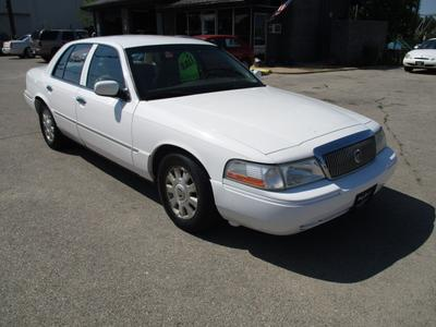 Used 2004 Mercury Grand Marquis LS