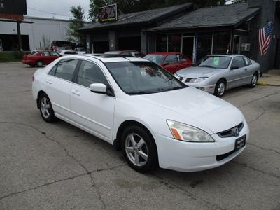 Used 2003 Honda Accord EX