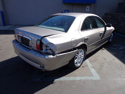 Used 2003 Lincoln LS