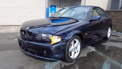 Used 2002 BMW 325 Ci