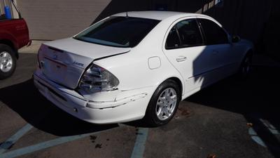 Used 2004 Mercedes-Benz E320 4MATIC