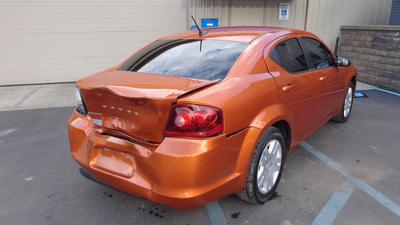 Used 2011 Dodge Avenger Express