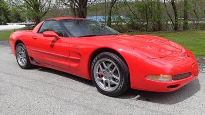 Used 2002 Chevrolet Corvette Z06