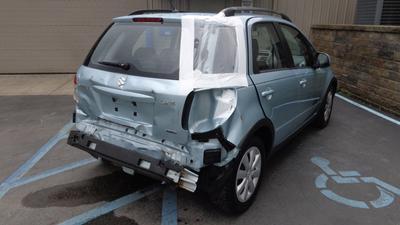 Used 2009 Suzuki SX4
