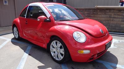 Used 2003 Volkswagen New Beetle GLS 1.8T