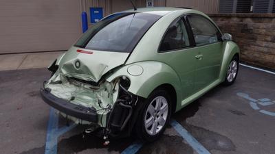 Used 2007 Volkswagen New Beetle