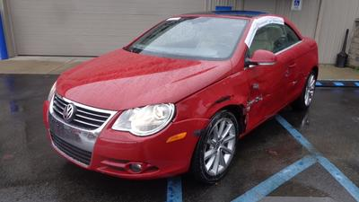 Used 2007 Volkswagen Eos 3.2L