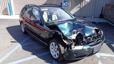 Used 2003 BMW 325 xiT