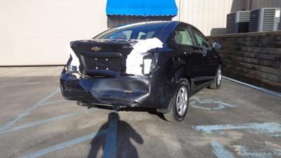 Used 2016 Chevrolet Sonic LS