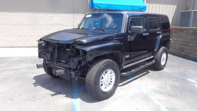 Used 2009 Hummer H3