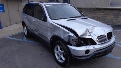 Used 2003 BMW X5 4.4i