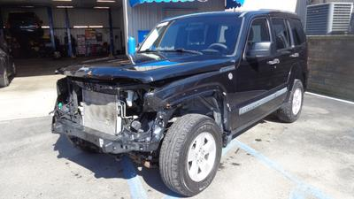 Used 2010 Jeep Liberty Sport