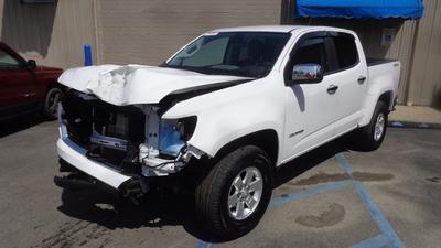 Used 2016 Chevrolet Colorado WT