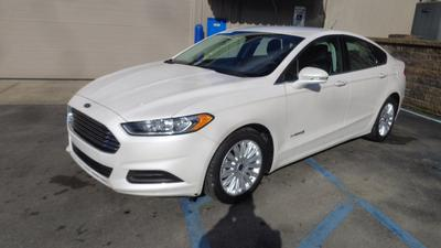 Used 2015 Ford Fusion Hybrid SE