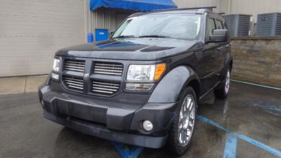 Used 2010 Dodge Nitro Heat
