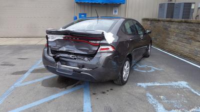 Used 2015 Dodge Dart SXT