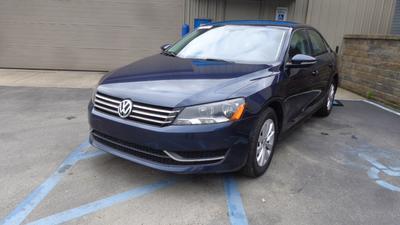 Used 2012 Volkswagen Passat 2.5 S